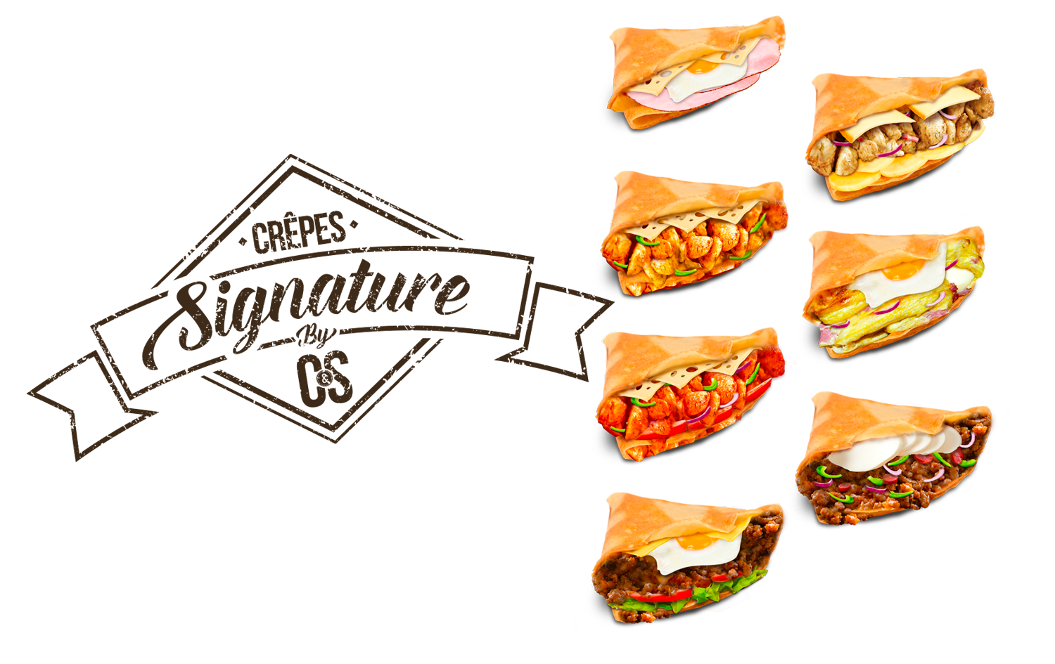Crepes Signature Homepage